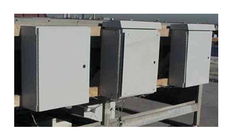 Apply Solar Shielding to Lessen Heat Load, Protect Enclosure Components