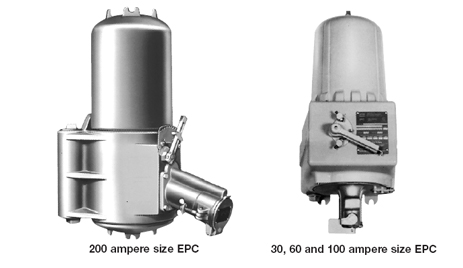 EPC Circuit Breakers and Enclosures with Interlocked Arktite Receptacles