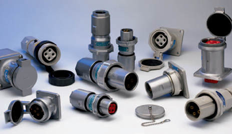 Arktite Plugs, Receptacles and Connectors