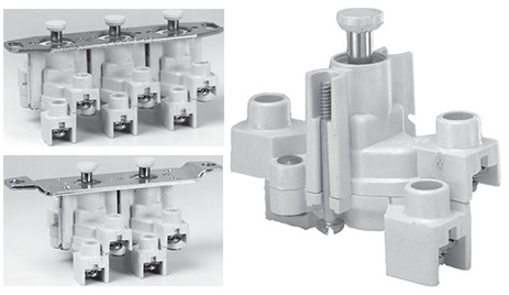 ED and ESWP Replacement Contacts for Pushbutton and Selector Switch Control