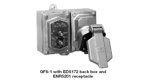 GFS Series Explosionproof Ground Fault Circuit Interrupter
