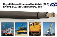 Royal Diesel Locomotive Cable (DLO)