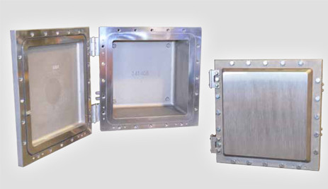 Crouse Hinds ECP Series Explosionproof Enclosures