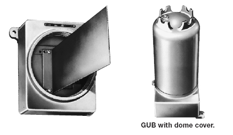 GUB Series Explosionproof Equipment Housings