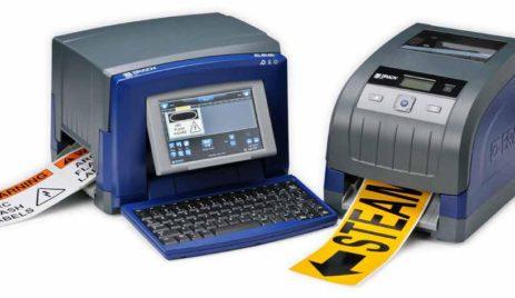 BBP31 and BBP33 Brady Printers